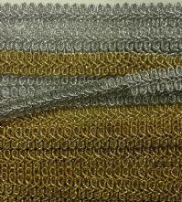 Metallic Gold Gimp Braid